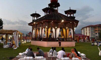 Craft mela at Kashmir Haat