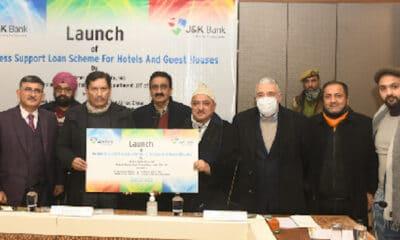 J&K Bank launches schemes