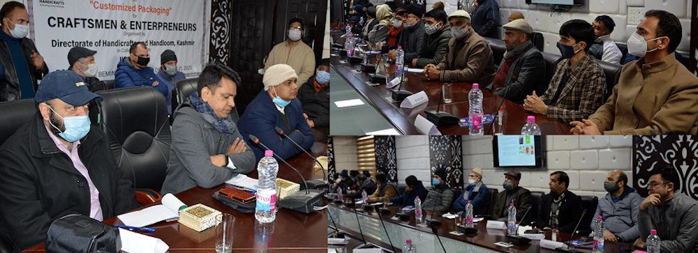 IIP holds workshop on packaging