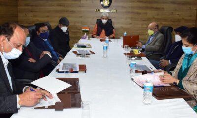 NBCC to establish IT Towers in Srinagar Jammu