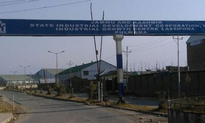 J&K Industrial Land Policy