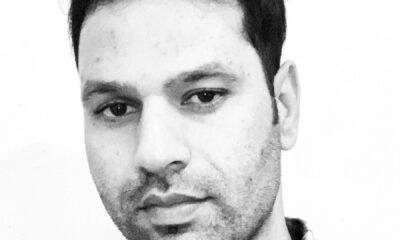 Young Kashmiri banker wins
