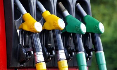 Record collection on petrol diesel