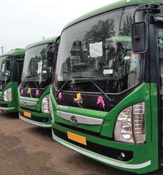 Srinagar needs public transport