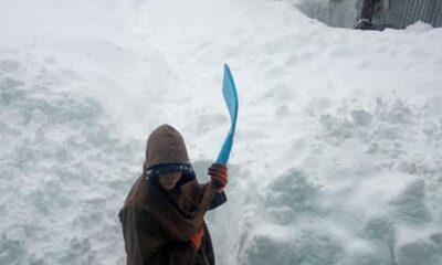 Editorial Winter Vagaries Snow
