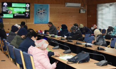 Training on role of nanotech in agriculture