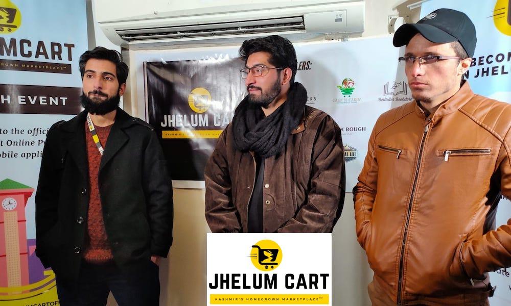 Jhelum Cart launches app