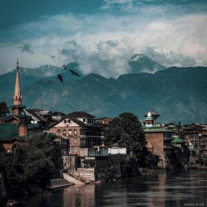 Roman influence on Kashmiri architecture