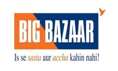 Big battle of Big Bazaar