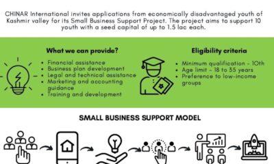 CHINAR International invites business ideas